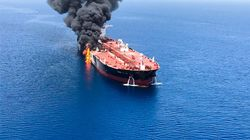 Who's (Apparently) Torpedoing Oil Tankers In The Gulf Of