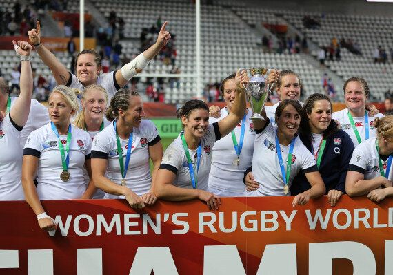 Women's Rugby World Cup Final: England Beat Canada 21-9