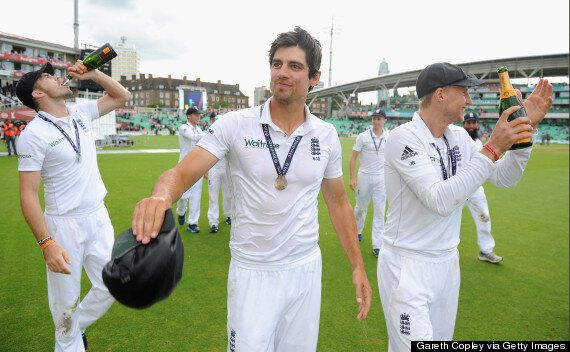 England V India: Alastair Cook Credits Wife For