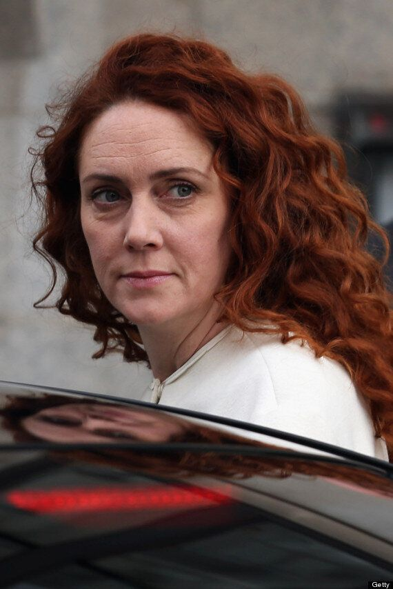 Phone Hacking Trial: Andy Coulson And Rebekah Brooks In