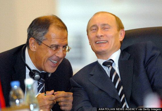TBD :-) - Russia's Jokey Response On Sanctioning US Politicians Amid Crimea