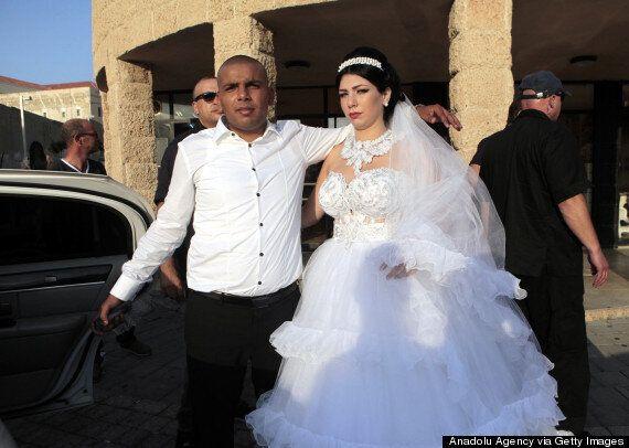 Israeli Interfaith Wedding Between Muslim And Jewish Convert Sparks