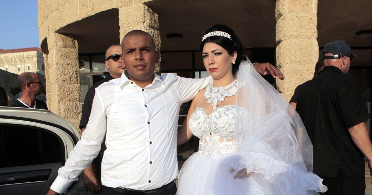 Israeli Interfaith Wedding Between Muslim And Jewish Convert