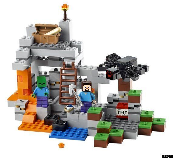 New Lego Minecraft Pictures