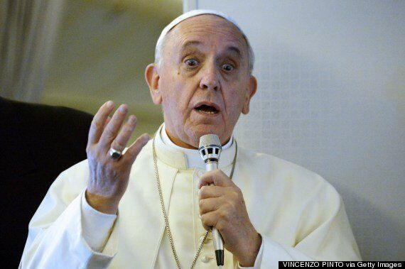 Pope Francis Says Intervention In Iraq 'Legitimate' To Stop Isis
