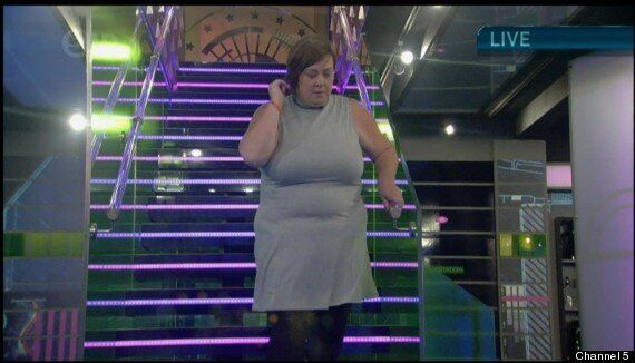 'Celebrity Big Brother': White Dee Swaps 'Benefits Street' For Buckingham Palace, Becoming Deirdre, The...