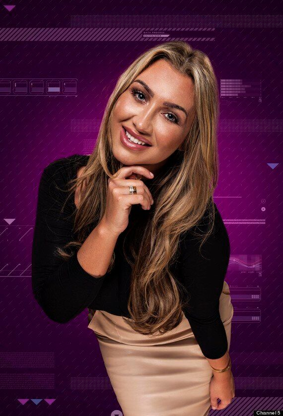 'Celebrity Big Brother': Sam Faiers Talks Former 'TOWIE' Star Lauren Goodger's 'CBB' Stint, 'It Could...