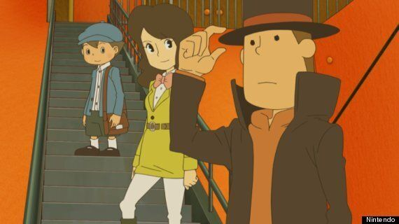 'Professor Layton And The Azran Legacy' Review