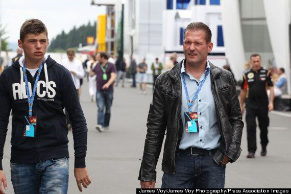 Max Versteppen, 16, To Become Youngest Formula 1
