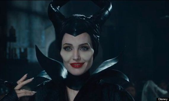 Angelina Jolie Takes Flight In 'Maleficent' First Full-Length Trailer