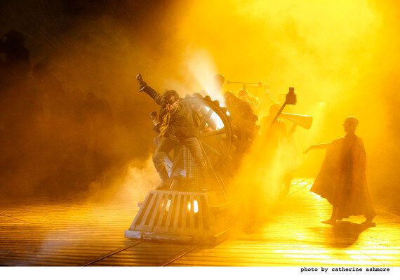 Theatre Review: Frankenstein, NT Live, National