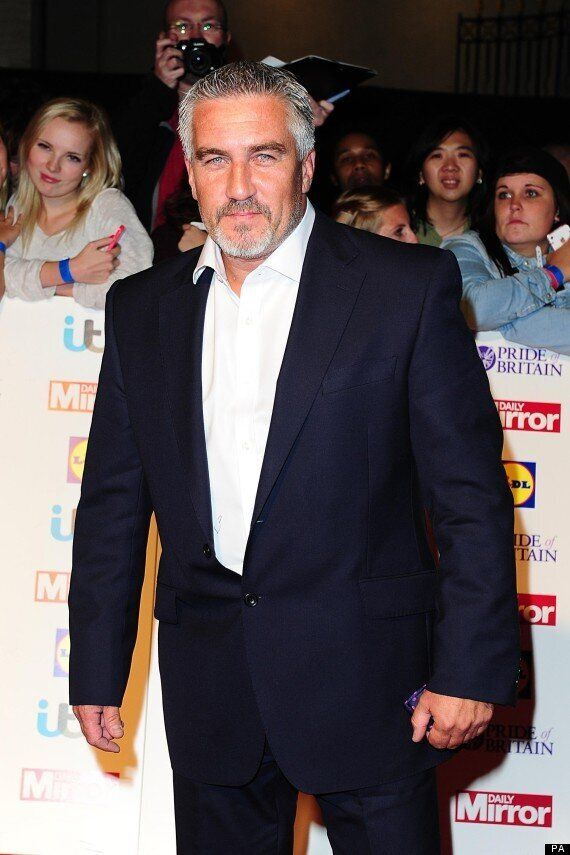Paul Hollywood Admits He Sheds The Pounds When Filming 'The Great British Bake Off' As He Gets So