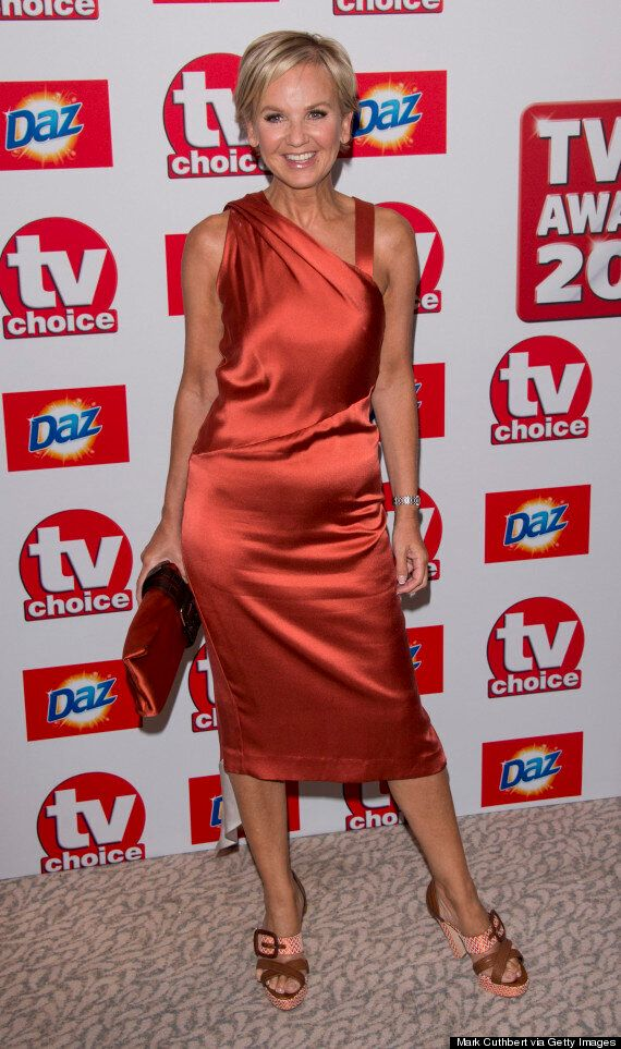 'Loose Women' Star Lisa Maxwell Quits The ITV Show With Immediate