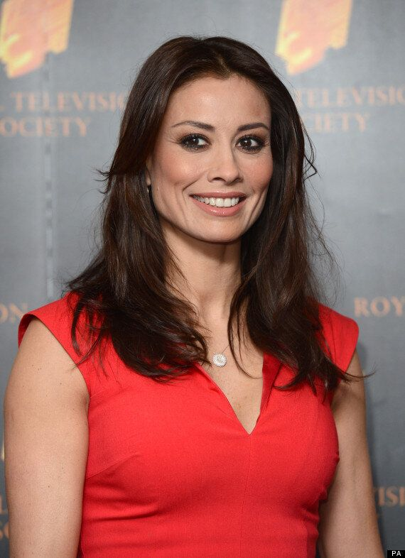Melanie Sykes: 'I Have No More Surgery Plans - One Boob Job Is