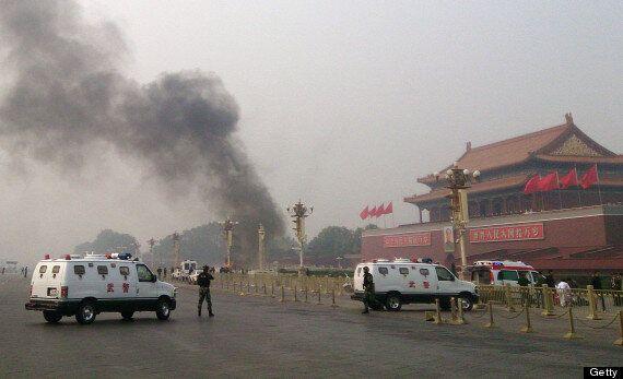 Beijing Tiananmen Square Car Crash 'Could Have Been Uighur Muslim Suicide