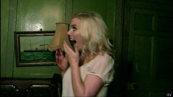 Helen Flanagan Left Spooked After Prank On ITV2's 'Tricked'