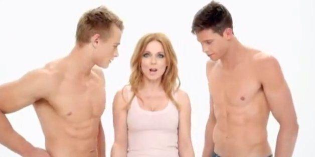 Geri Halliwell's 'Half Of Me' Video: So Bad It's Bad