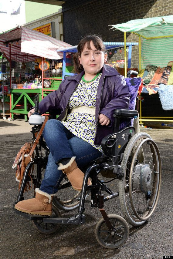'EastEnders' Introduces New Disabled Character Played By 'Grange Hill' Actress Lisa