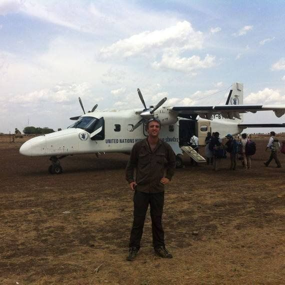 Why I Keep Being an Aid Worker Despite the