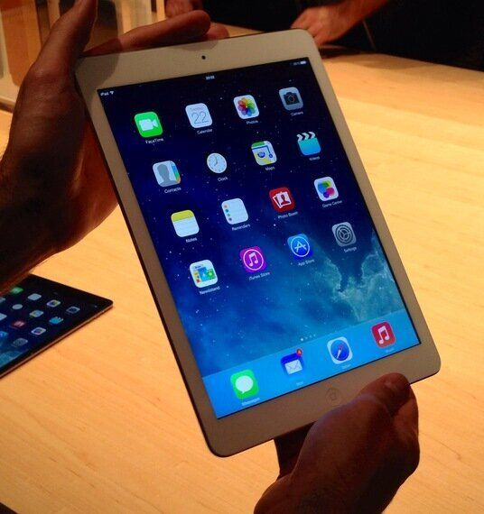 The New iPad Air: This Is