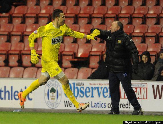 Wigan 3-3 Yeovil: Five Goals Scored In Final 12 Minutes