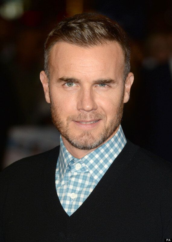 Gary Barlow Visits Troops In Afghanistan To Perform Live