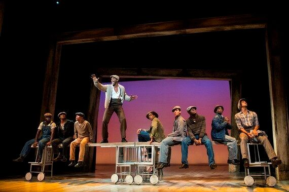 Theatre Review: The Scottsboro Boys, Young Vic