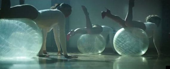 Kylie Minogue: 'Sexercize' Video Sees The Return Of The Pop Princess's Famous Bum In A Starring Role