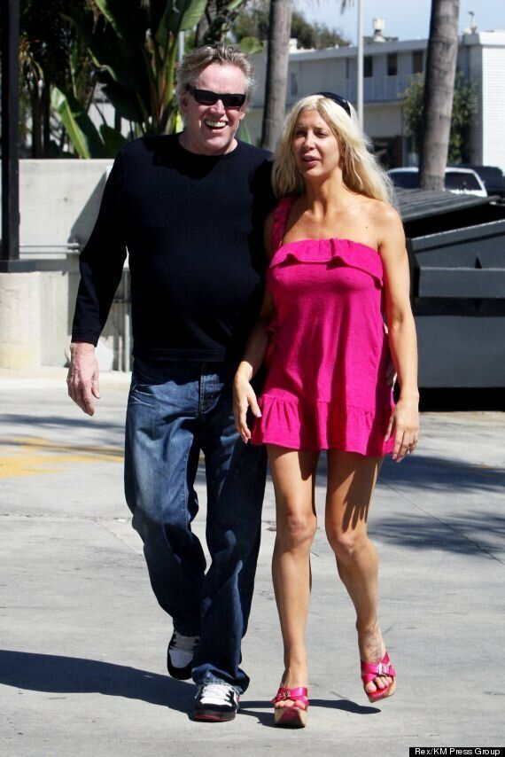 'Celebrity Big Brother': Gary Busey And Angelique 'Frenchy' Morgan Used To Go Out Before Entering The...