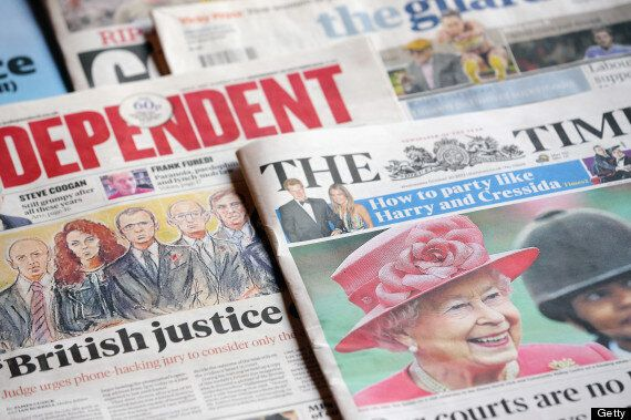 Royal Charter: High Court Rejects Newspapers' 'Weak' Argument Against Press