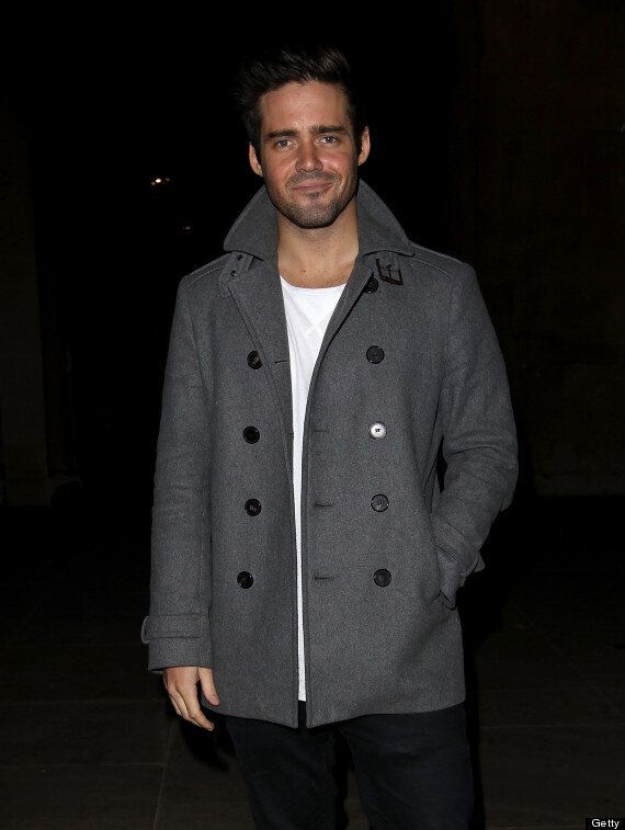 Made In Chelsea's Spencer Matthews In Naked Twitter Picture