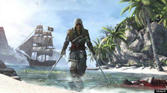 'Assassin's Creed 4: Black Flag'