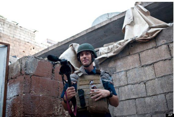 James Foley Knew The Risks In Syria, But He Had A Story To Tell, Brother Michael