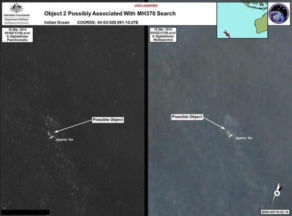Missing Plane: Australian Prime Minister Says 'Two Objects' From MH370 May Have Been
