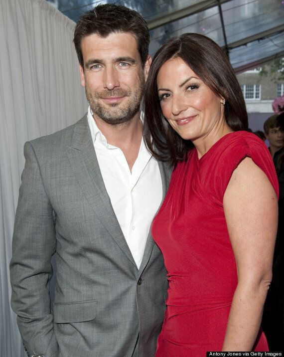 Davina McCall And Husband Matthew Robertson's Marriage Was 'In Trouble' Ahead Of Her Sport Relief Challenge,...