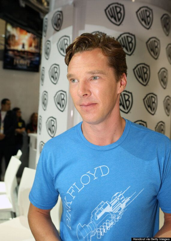 Benedict Cumberbatch Signs Up For 'Jungle Book: Origins' - From 'Sherlock' To Shere Khan...