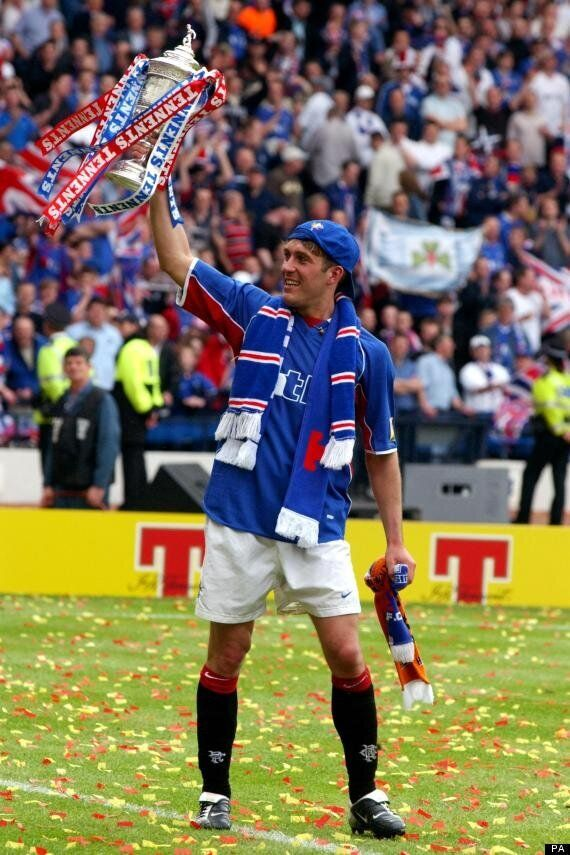 Fernando Ricksen, Former Rangers Defender, Diagnosed With Motor Neurone