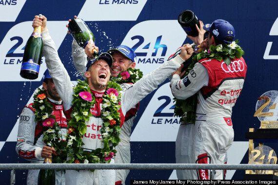 Belgian GP: WEC Champion Andre Lotterer Wins Caterham Drive, Kamui Kobayashi