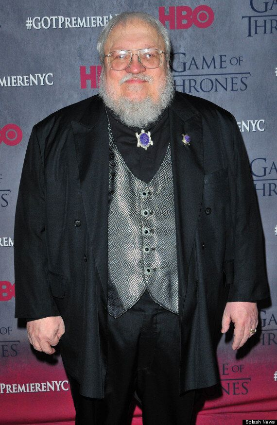 Game Of Thrones' Writer George R.R. Martin Reveals TV Series Could Become  Movie Franchise | HuffPost UK