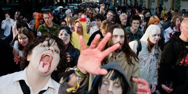 Britain's 430,000 Zombie Businesses 'Need To Be Brought Back To