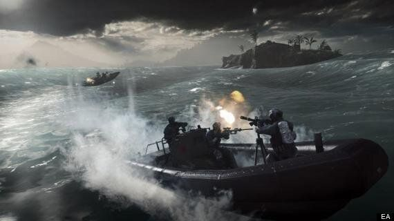 'Battlefield 4' Review: Still FIghting The Last (Gen)