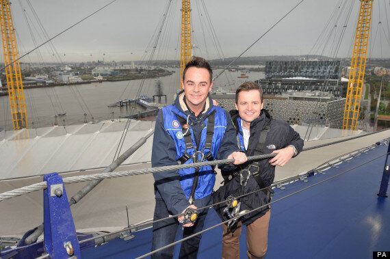 Ant & Dec Taking 'Saturday Night Takeaway' Show On An Arena