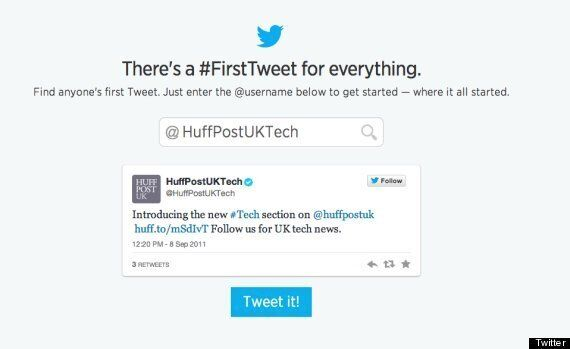 Twitter 'First Tweet' Website: Find Your First Ever Update As Twitter Marks Eighth