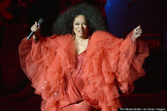 Diana Ross To Follow In Footsteps Of Dolly Parton And Perform At Glastonbury Music