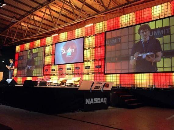The Dublin Web Summit - The Summit of the Tech