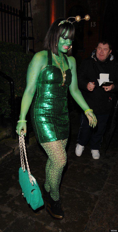 Jonathan Ross Halloween Party: Holly Willoughby, Kate Moss, Nicole Scherzinger Look Frighteningly Good...