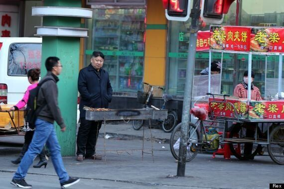 Kebab Trader Looks Like Kim Jong-Un, But China's Manchu Tuan Says Food Sales Are