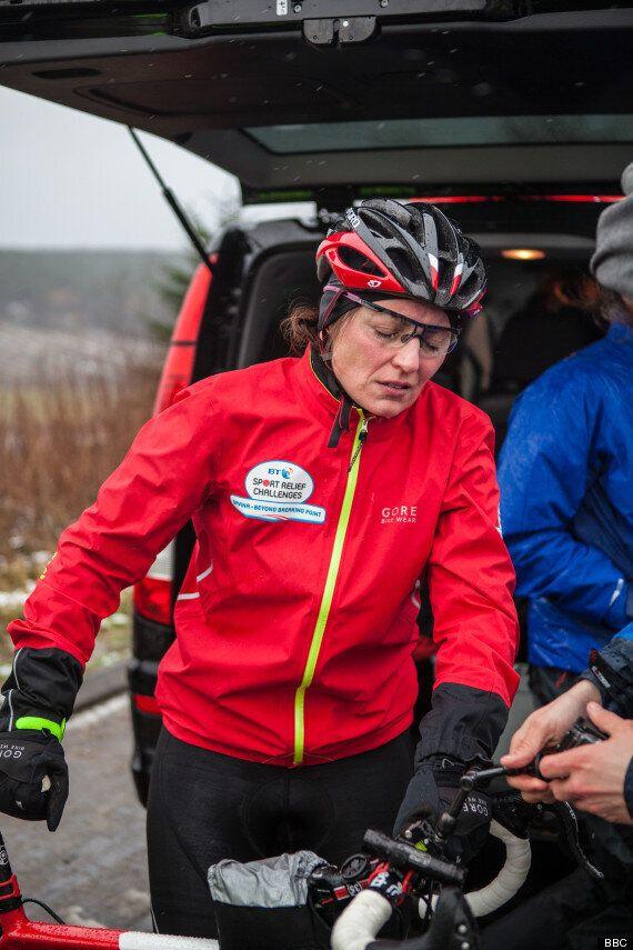 Davina McCall's Huge Effort For Sport Relief Revealed In BBC Documentary 'Beyond Breaking