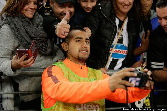 Arturo Vidal, Manchester United Target, To 'Stay At