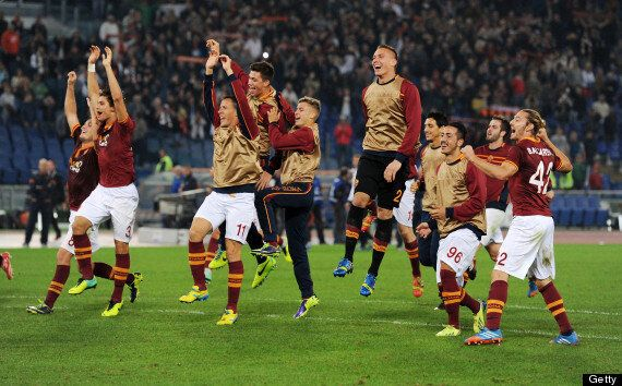 Roma 1-0 Chievo: Serie A Leaders Win 10th Consecutive Match